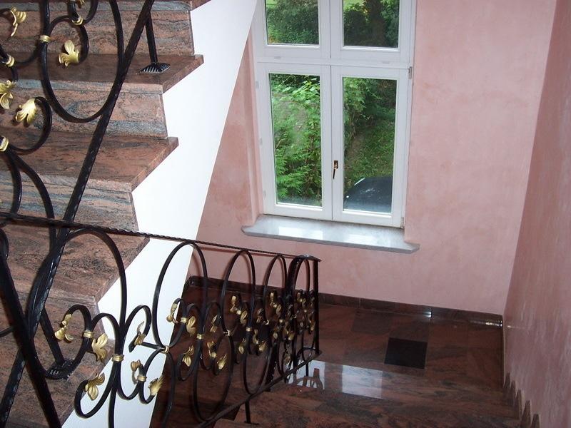 Treppenhaus  zweite Ansicht