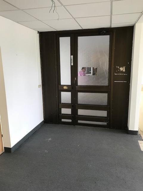 Eingangsbereich !