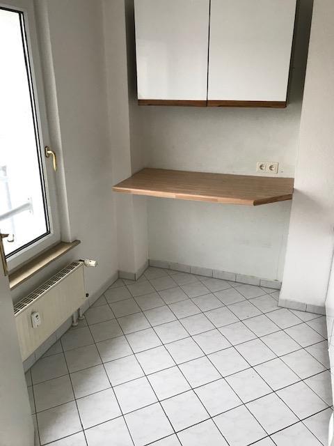 Küche zweite Ansicht .