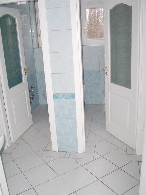 Gäste WC.